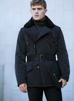Awesome coat by HE by Mango
