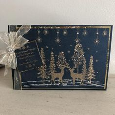 Stamps by Chloe - Winter Woodland - - Christmas Stamps by Chloe - Chloes Creative Cards Christmas Cards 2018, Xmas Cards, All Things Christmas, Handmade Christmas, Christmas Crafts, Christmas Trees, Chloes Creative Cards, Stamps By Chloe, Winter Birthday