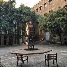 Plaça de Sant Pere #Barcelona