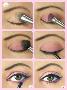 Makeup para el día a día. ¿Te gusta?