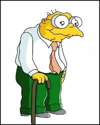 Hans Moleman Ralph Melish Hans Topo Juan Topo Personajes De Los Simpsons Los Simpsons Dibujos Animados Personajes