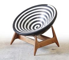 Hueyicpalli Chair Lounge   Marble   Designer: Daniel Pouzet   LIMITED EDITION 1OF10