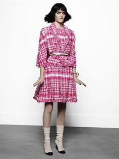 Lookbook CHANEL - Spring 2014 - ART
