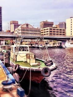 Meriken Harbor, Kobe, Japan メリケン波止場
