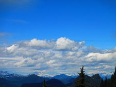 From Little Goat Mountain in North Vancouver