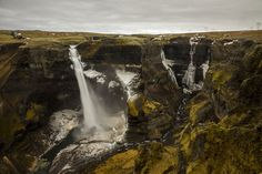 Iceland - the land of ice, fire, and wind, as I saw it for five days in mid-November 2014.
