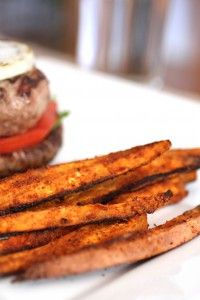 These Paleo sweet potato fries is one of our favorite, easiest side dishes. The cajun seasonings add bold flavor and a little zest, without being overpowering. Cajun Recipes, Paleo Recipes, Real Food Recipes, Cooking Recipes, Yummy Food, Paleo Meals, Potato Recipes, Veggie Recipes, Easy Recipes