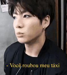 Fanfic - Plano B - VKook - TaeKook - Capítulo 2 - O ladrão de táxis