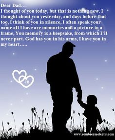 DAD I Miss You
