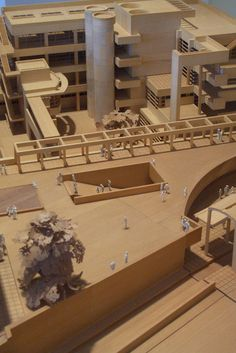 Richard Meier Model Museum | by archidose