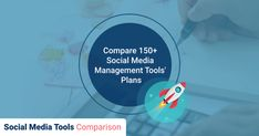 This pricing tool will help you to choose the right social media management tool for your needs. Social Media Management Tools, Social Business, Competitor Analysis, Community Manager, New Tricks, How To Plan, Watch, News, Social Media