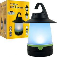 Trademark Global Exterior Lighting Happy Camper Way LED Lantern - 72-3106