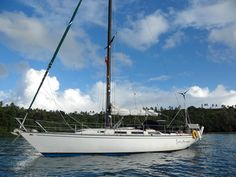 1978 Catalina 38 (hull number 12)  Beautiful Sparkman and Stephens design