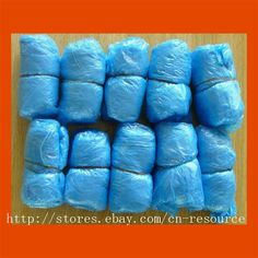 10 Pairs Disposable Shoe Covers Carpet Cleaning Overshoe