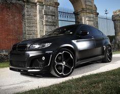 BMW X6, love the wheels