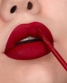 Mac Lipstick Shades, Lipstick Colors, Ethereal Makeup, Beauty Hacks Lips, Pinterest Instagram, Lip Makeup Tutorial, Red Lip Makeup, Best Lipsticks, Lipstick Collection