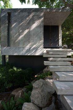 concrete #house
