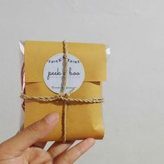 our packaging! follow our instagram and get special offer! https://www.instagram.com/peekaboo.craft/
