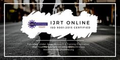 Ijrt online dating