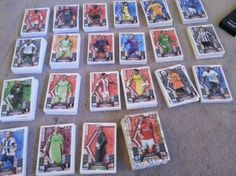 Match Attax 13 14 job lot 700+ cards including shineys. Mint condition. New