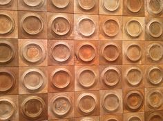 New wall tiles from Tony Horton Collection.