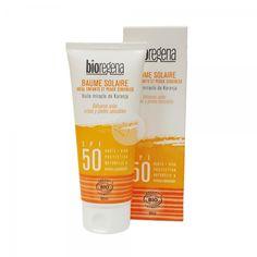 CREMA SOLAR BIO SPF50 BIOREGENA 90 ML Infantil y pieles sensibles - Castellfarma