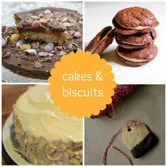 cakes and biscuit recipes from www.littlebuttondiaries.com