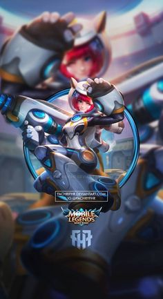 Wallpaper Phone Kimmy Astrocat by FachriFHR on DeviantArt Mobile Legend Wallpaper, Hero Wallpaper, Mobiles, Miya Mobile Legends, Alucard Mobile Legends, Android Mobile Games, Play Hacks, The Legend Of Heroes, Game Logo Design