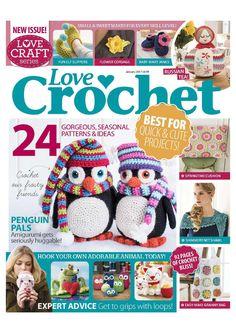 Love Crochet January 2017 - 轻描淡写 - 轻描淡写