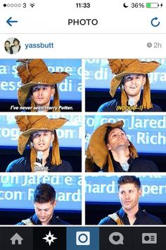 Why Jensen why?