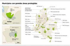 [SUCEDE EN COLOMBIA] Sin incentivos para la conservación. UN PAÍS DE ESPALDAS A SUS PARQUES NATURALES: Los 198 municipios que tienen áreas protegidas en sus territorios no reciben ningún apoyo del Gobierno. Alcaldes piden reconocimientos.
