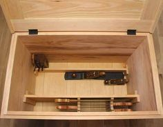 "Christopher Schwarz has produced some terrific blog posts recently on the topic of hand tool storage. For those of you who read those posts and decide to build a traditional tool chest, the following excerpt from the Chris Schwarz archives may be very helpful. It provides some additional depth on each of the key ""rules"" for floor-based tool chests. Looking for maximum depth on the tool chest topic? Buy our …"