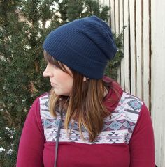Emferg's Delia Beanie by Named Clothing | Indiesew.com