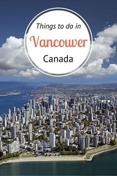 Is Vancouver on your bucket list? Visit our blog for great tips on where to eat, drink, sleep, shop, explore and much more!
