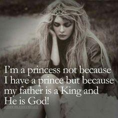 My father, my King, my GOD