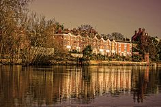 River Dee Chester by Steve J O'Brien, via Flickr