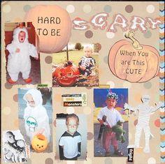 October Mummy challenge by Charleneanne