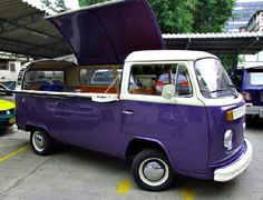 Custom VW Bus Bar (follow link for features)