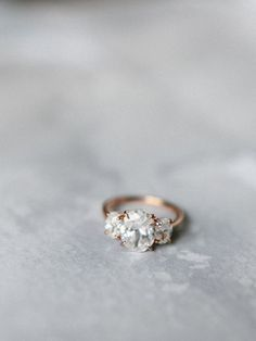 ring and diamond image on We Heart It