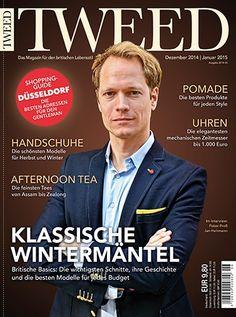 Ausgabe - TWEED - 2014/06   Wieland Verlag