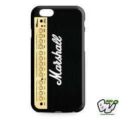 Marshall Amp Amplifier iPhone 6 Case   iPhone 6S Case
