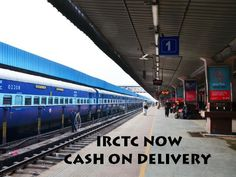 आईआरसीटीसी आपके घर पहुंचाएगा ट्रेन टिकट, कैश ऑन डिलिवरी की भी सुविधा उपलब्ध