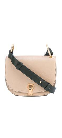 MARNI contrast strap satchel, explore the latest new season arrivals on Farfetch.