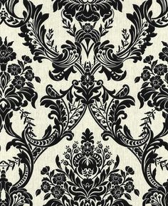 """""""Province"""" pattern by Graham & Brown. Damask pattern available in 3 colourways."""