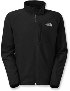 The North Face WindWall 2 fleece jacket for men fends off arctic gusts and traps body heat to help keep you warm, especially when layered under a shell. #REIGifts