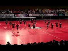 2010 USA Jump Rope National Competition-Bouncing Bulldogs Large Team show