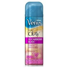Gillette Venus with a Touch of Olay Shaving Gel Violet Swirl Ivory Bar Soap, Best Shaving Cream, Gillette Venus, Shave Gel, Personal Hygiene, Personal Care, Olay, Hair Removal, Body Care