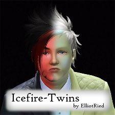 Die Zwillinge, so unterschiedlich sie auch sein mögen, sind ein Herz und eine Seele. Sie sind die Herrscher über die Elemente Feuer und Eis!