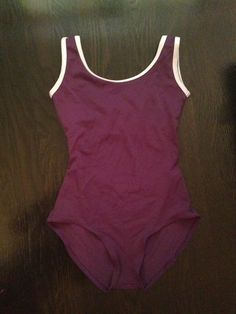 Plum Veronique Yumiko Leotard  I actually saw this one on eBay but it wasn't my size :(