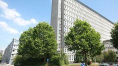 VRT Gebouwen | Het vrt-gebouw op de Reyerssite